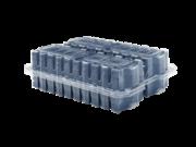 Cartucho de dados HPE LTO-7 Ultrium RW com etiqueta personalizada, pacote com 20