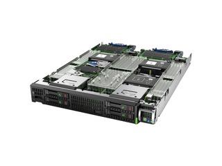 HPE ProLiant BL660c Gen9 Server Blade Center facing