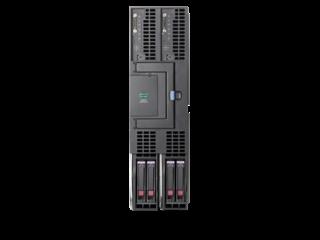 HPE Integrity BL870c i6 Server Blade Center facing