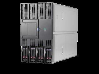 HPE Integrity BL890c i6 Server Blade Left facing