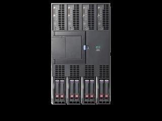 Server blade HPE Integrity BL890c i6 Center facing