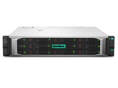 Ensemble de disques durs 120 To HPE D3610 avec 12 disques durs 10 To, 12G, SAS, 7 200 tr/min, grand facteur de forme (3,5 pouces), Smart Carrier, milieu de gamme