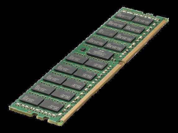 HPE 16GB (1x16GB) Dual Rank x8 DDR4-2666 CAS-19-19-19 Registered Smart Memory Kit