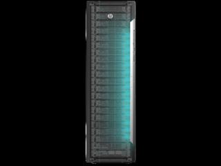 HPE ConvergedSystem 700x (CS700x) Center facing