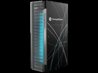HPE ConvergedSystem 700x (CS700x) Left facing