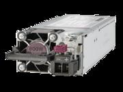 Kit de fuente de alimentación 48VDC hot-plug de bajo contenido en halógenos y ranura flexible de 800 W de HPE
