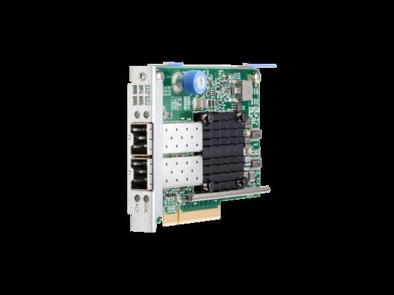 Buy 817709-B21 HPE 10GbE or 25GbE, 2-port 631FLR-SFP28 adapter | HPE