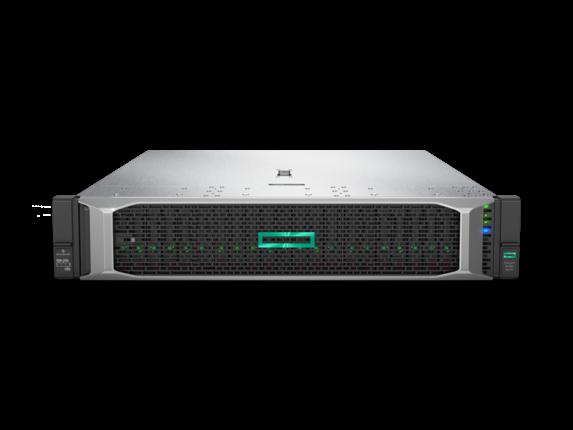 HPE ProLiant DL380 Gen10 3104 1P 16GB-R S100i 8LFF 500W PS Entry SATA Server