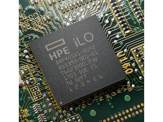 HPE iLO Advanced 灵活数量许可(包含对 iLO 许可功能的 3 年支持) Center facing