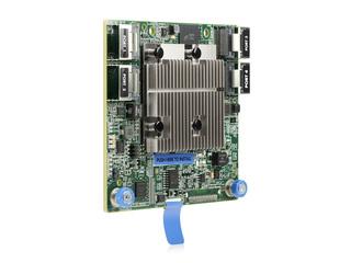 HPE Smart Array P816i-a SR Gen10 (16 Int Lanes/4GB Cache/SmartCache) 12G SAS Modular LH Controller Left facing