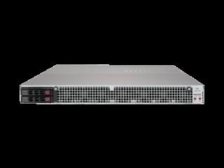HPE Apollo sx40 Server Center facing