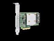 HPE SmartアレイE208i-p SR Gen10 (8個の内部レーン/キャッシュなし) 12G SAS PCIeプラグインコントローラー
