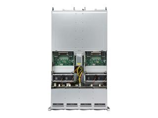 HPE Apollo kl20 Server Top view open