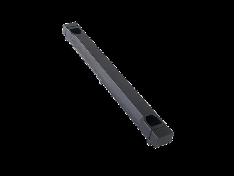 HPE 1U 100-pack Black Universal Filler Panel