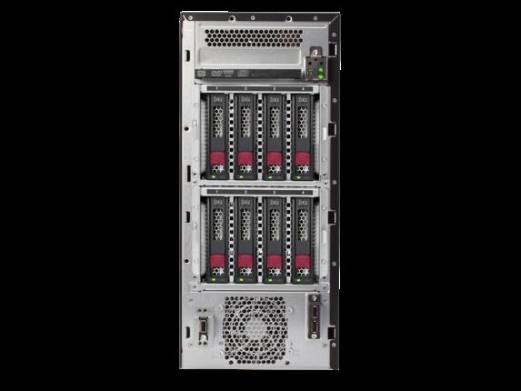 HPE ProLiant ML110 Gen10 3204 1P 16GB-R S100i 4LFF 550W PS Server