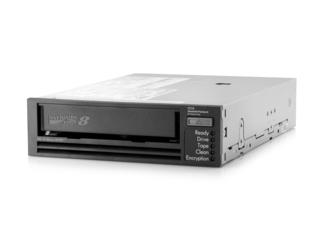 HPE StoreEver LTO-8 Ultrium 30750 Internal Tape Drive Left facing