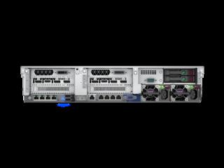 HPE ProLiant DL385 Gen10 Server Rear facing
