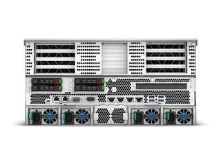 HPE Superdome Flex Server Rear facing