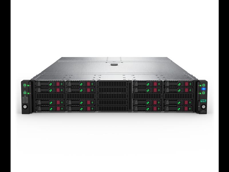 HPE ProLiant XL190r Gen10 Server Center facing