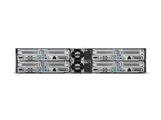 HPE ProLiant XL190r Gen10 Server Rear facing