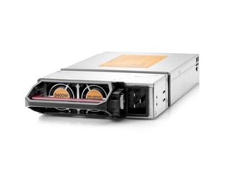 HPE 2900-3400W Hot Plug Platinum Power Supply Kit Left facing