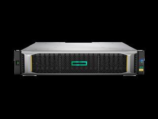 Almacenamiento SAN LFF de doble controlador HPE MSA 2050 Hero