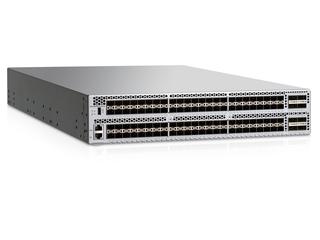 HPE SN6650B 32Gb 128/96 Power Pack+ 96ポート32Gb短波SFP+内蔵FCスイッチ Right facing