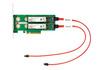 HPE 878783-B21 Universal SATA HHHL 3yr Wty M.2 Kit
