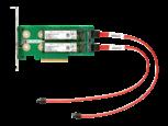 HPE Universal SATA HHHL 3yr Wty M.2 Kit