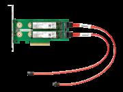 Kit HPE SATA universale HHHL M.2 con garanzia 3 anni