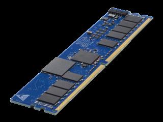 HPE 16GB NVDIMM Single Rank x4 DDR4-2666 Module Kit Left facing