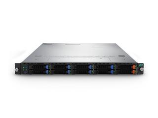 HPE Cloudline CL2100 Gen10 Server Center facing horizontal