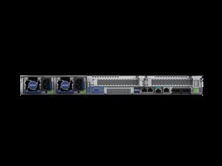 HPE Cloudline CL2100 Gen10 Server Rear facing