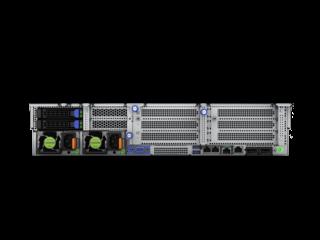 Servidor HPE Cloudline CL2200 Gen10 Rear facing