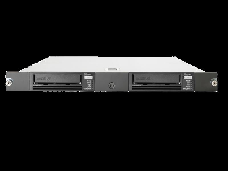 Kit de montage en rack générique 1U HPE StoreEver Center facing