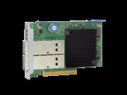 HPE InfiniBand FDR/Ethernet 547FLR-QSFP Adapter (40/50 Gbit, 2 Anschlüsse)