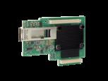 HPE-InfiniBand-EDR/Ethernet-841OCP-QSFP28-Adapter mit 100 Gbit und 1 Anschluss