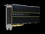 Acelerador gráfico AMD Radeon Instinct MI25