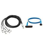 HP AN976A 4 m külső Mini-SAS – 4x1 Mini-SAS kábel