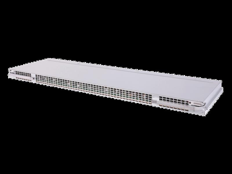 HPE FlexFabric 12916E 43.2Tbps Type H Fabric Module Left facing