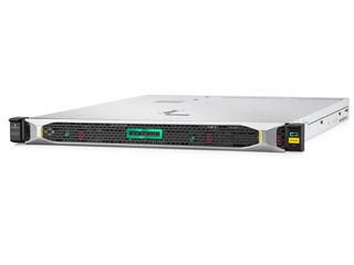 HPE StoreEasy 1460 16TB SATAストレージ、Microsoft Windows Server IoT 2019 Left facing