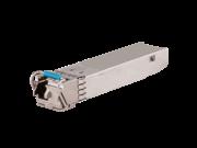 Émetteur-récepteur 1G SFP LC BX 10-U HPE X120