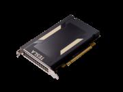 HPE NVIDIA Tesla V100 FHHL 16GBコンピューティングアクセラレータ