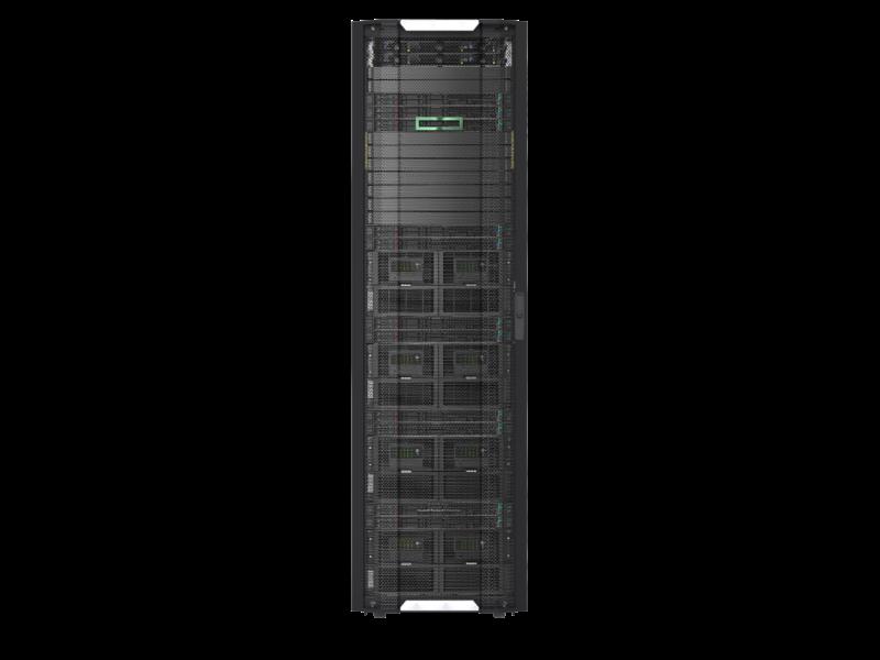 HPE ConvergedSystem 300 for Microsoft Analytics Platform