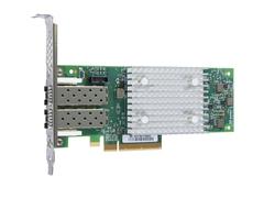 HPE StoreFabric SN1100Q 16Gbデュアルポートファイバーチャネルホストバスアダプター