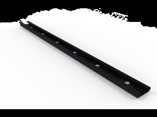 Rack sur palette avancé HPE 42U 600 mm x 1 075 mm G2 avec panneaux latéraux et baies Other