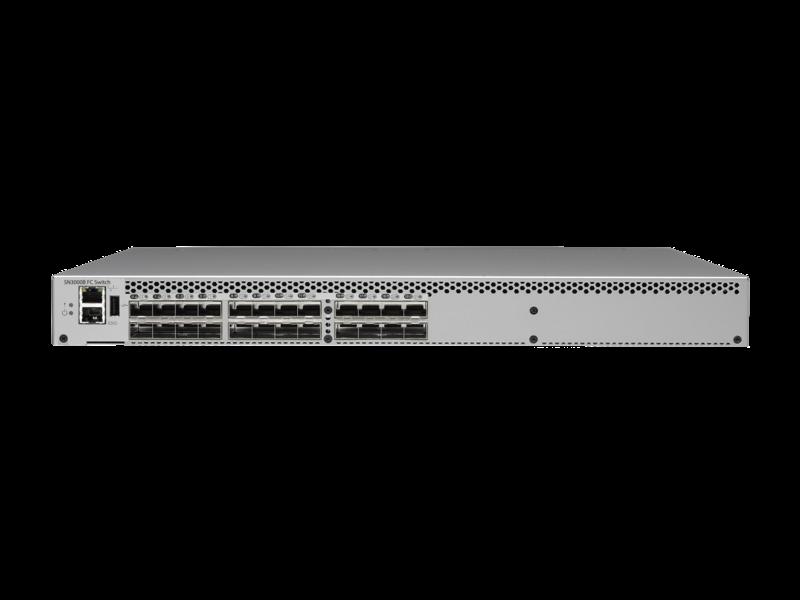 HPE SN3000B Fibre Channel Switch