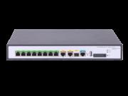 Routeur 1 GbE HPE FlexNetwork MSR958 et combo 2 GbE WAN 8 GbE LAN
