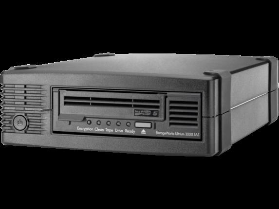 HPE StoreEver LTO-5 Ultrium 3000 SAS External Tape Drive