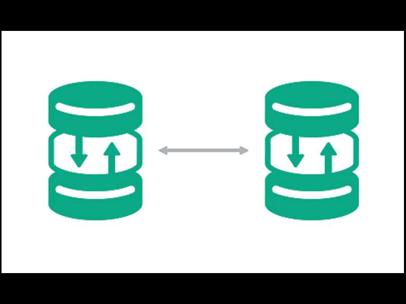 Suite logicielle HPE 3PAR Data Optimization Center facing